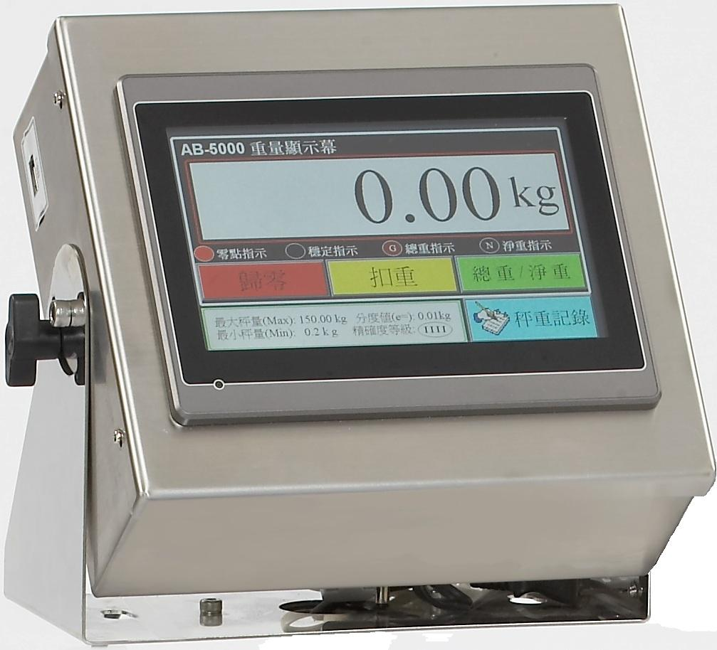 AB 5000 Weighing Controller And Indicator